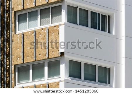 aluminium composite panels to repair  restore building  facade #1451283860