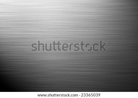 aluminium silver background - landscape orientation