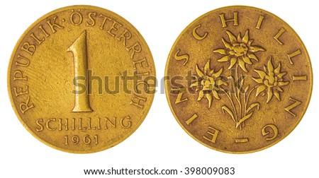 aluminum bronze 1 schilling...