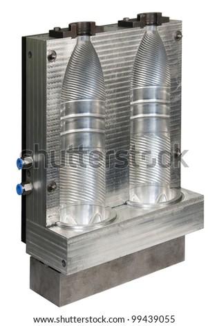 aluminum form for bottle
