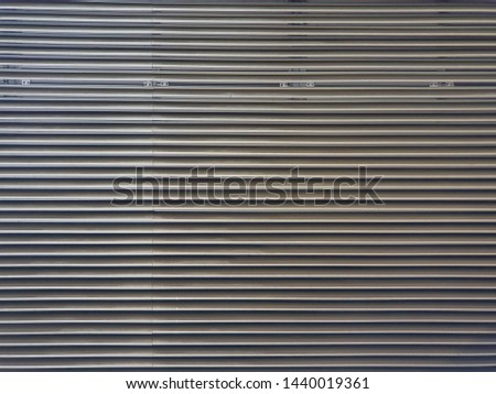 Aluminum Louver or Aluminum building decorative panel for ventilation background and pattern