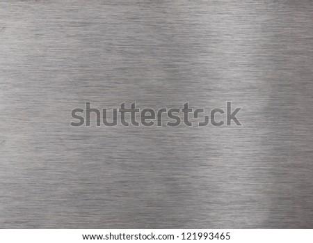 Aluminum shiny surface for background