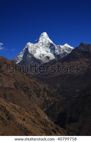 Ama Dablam Mountain - Nepal