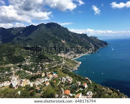 Amalfi  Coast #648176794