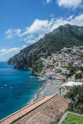 Amalfi Coast - Campania - Declared one of the UNESCO World Heritage Sites for its undisputed beauty and the uniqueness of its natural landscape,