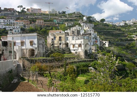 Amalfi coast (Ravello), South Italy