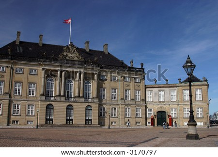 Amalienborg slot russian roulette game show theme song