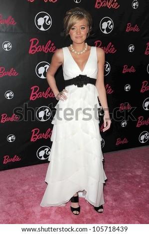 Amanda Michalka at Barbie\'s 50th Birthday Party. Barbie\'s Real-Life Malibu Dream House, Malibu, CA. 03-09-09