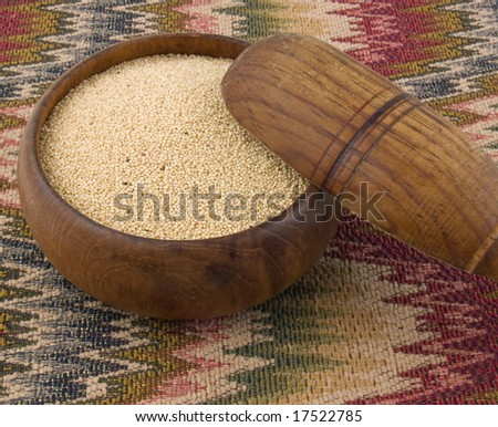 Amaranth, gluten-free, high protein grain cereal. Amaranthus, approximately 60 species are currently recognized.
