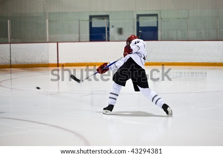 Amateur Ice Hockey 43
