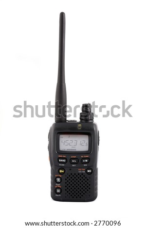 Amateur Radio Device - Concept of Communications