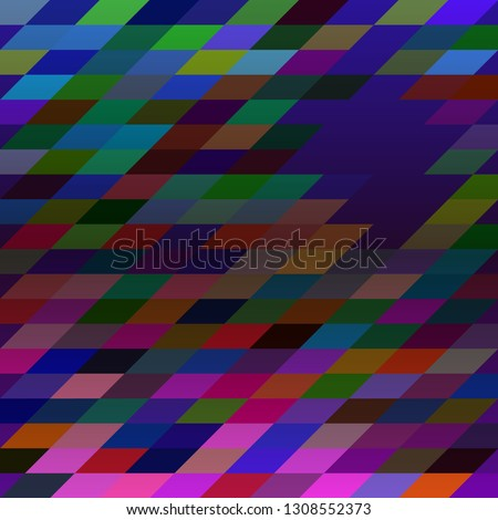 Amazing abstract background multicolored simple poligonal seamless.