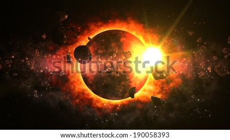 Amazing Dead Planet