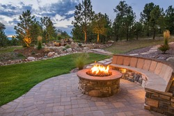 Amazing Fire Pit