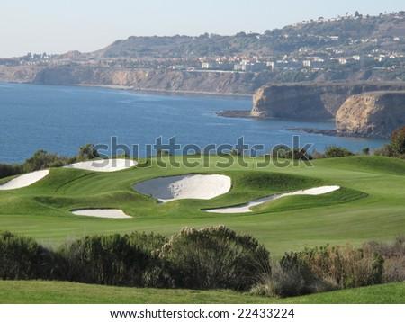 Amazing Golf Hole