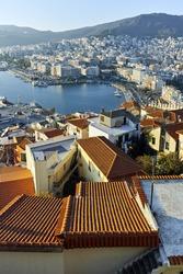 Amazing Landscape to Kavala, East Macedonia and Thrace, Greece