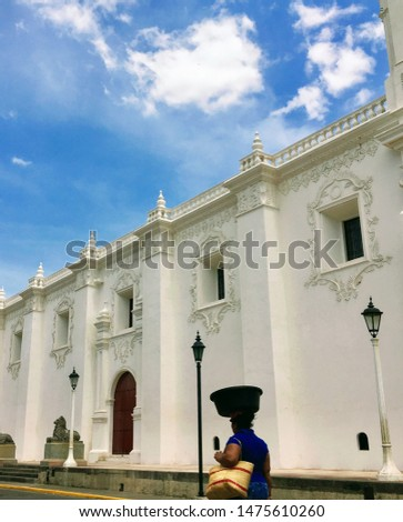 Amazing Leon, Nicaragua, Central America.