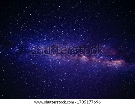 Photo of  Amazing milky way galaxy picture