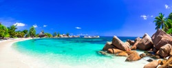 amazing tropical holidays in paradise beaches of Seychelles,Praslin
