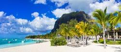 amazing tropical holidays - luxury beaches of Mauritius island