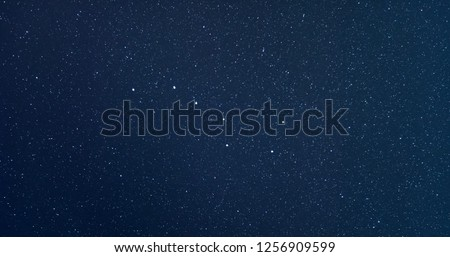 Amazing Ursa Major or Big Dipper or Great Bear constellation #1256909599