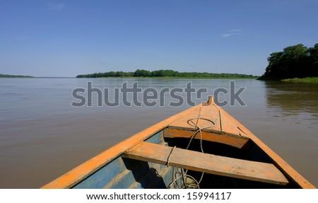 Amazon boat ride