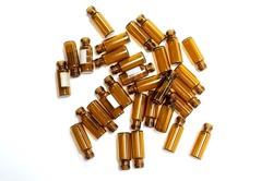 amber color vials