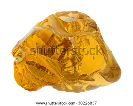 amber found in the northern sea