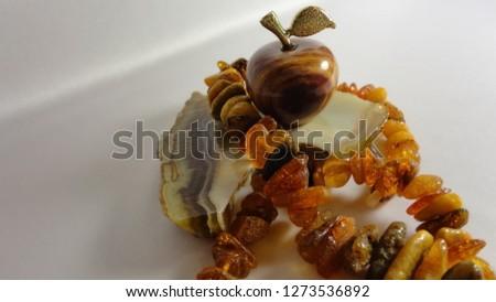 Amber gems gems gems background texture                             #1273536892