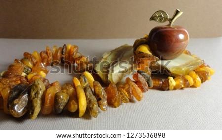 Amber gems gems gems background texture                             #1273536898