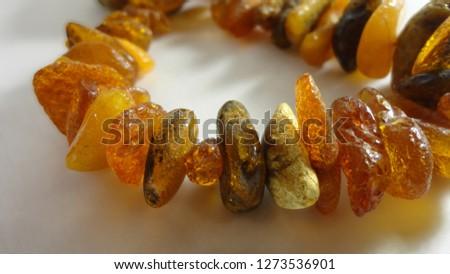 Amber gems gems gems background texture                             #1273536901