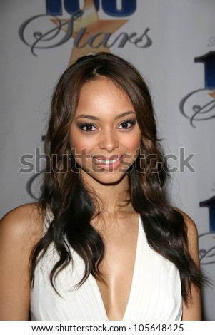 Amber Stevens  at the 19th Annual Night Of 100 Stars Gala. Beverly Hills Hotel, Beverly Hills, CA. 02-22-09