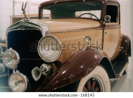 Amelia Earhart's car