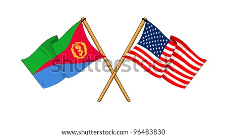 America and Eritrea alliance and friendship