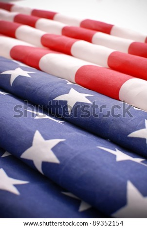 America Patriotism - stock photo