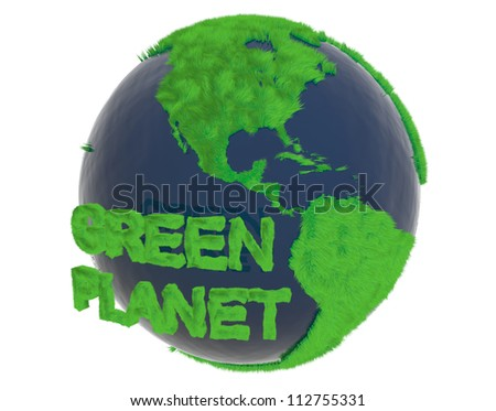 america planet earth globe map green grass nature