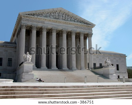 America's Supreme Court, Washington D.C.