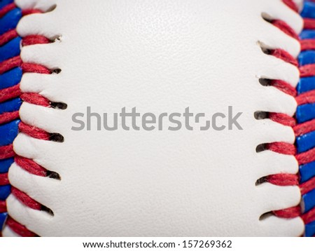 American baseball background