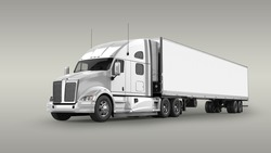 American Cargo Truck