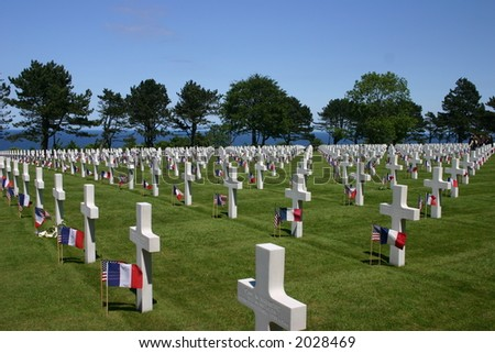 stock-photo-american-cemetery-normandy-f