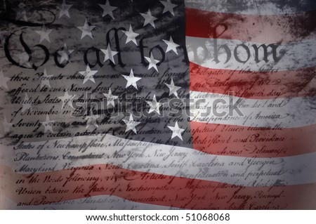 American Constitution Wallpaper American Constitution With Usa