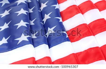 American flag background #100965307