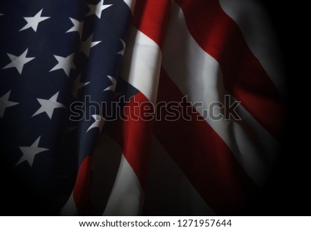 American Flag background #1271957644