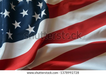 American Flag background #1378992728