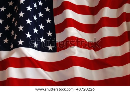 old american flag wallpaper. stock photo : American Flag