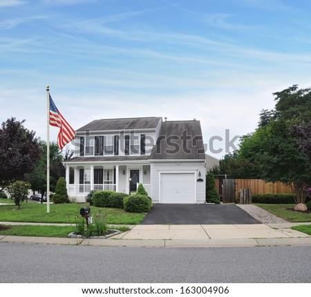mailbox flag pole 3