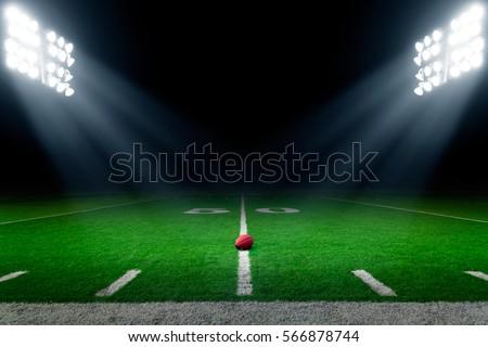 American football stadium #566878744
