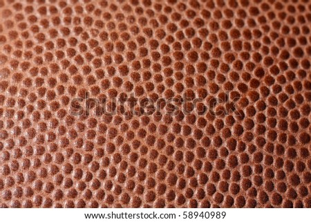 American Football texture for sports background