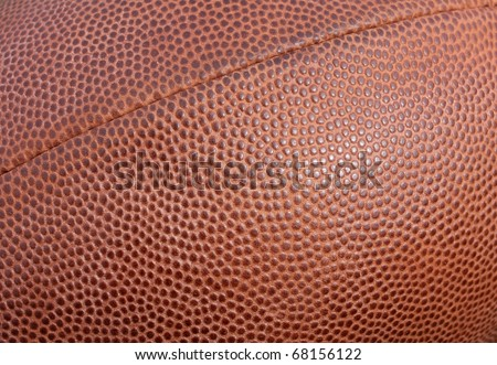 American Football texture for sports background with seam included