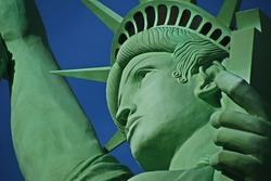 American Symbol - The Statue of Liberty